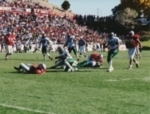 Men's Football: UNM Lobos Spring Scrimmage 1, April 9, 1994