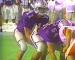 Men's Football: UNM Lobos vs. TCU Horned Frogs (4), September 10, 1994 by University of New Mexico