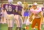Men's Football: UNM Lobos vs. BYU Cougars (3), September 24, 1994 by University of New Mexico