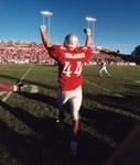 Men's Football: UNM Lobos vs. Northern Arizona Lumberjacks (2), September 2, 1995 by University of New Mexico