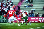 Men's Football: UNM Lobos vs. Utah Utes (2), September 16, 1995 by University of New Mexico