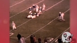 Men's Football: UNM Lobos vs. BYU Cougars (1), November 11, 1995 by University of New Mexico