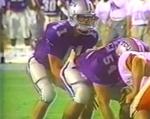 Men's Football: UNM Lobos vs. SMU Mustangs (2), October 26, 1996