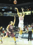 Women's Basketball: UNM Lobos vs. New Mexico State Roadrunners, December 21, 1996 by University of New Mexico