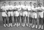 Men's Tennis:  UNM Lobos Practice 1, 1997
