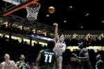Men's Basketball: UNM Lobos vs. Utah Utes (2), February 6, 1997