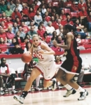 Women's Basketball: UNM Lobos vs. UNLV Running Rebels, January 17, 1998