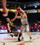 Women's Basketball: UNM Lobos vs. UNLV Runnin' Rebels, February 1, 2003
