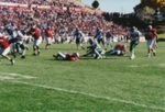 Men's Football: UNM Lobos vs. Air Force Fighting Falcons, October 9, 2004 by University of New Mexico