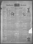 Southwest-Sentinel, 03-05-1895 by Allan H. MacDonald