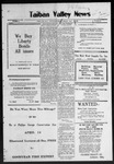 Taiban Valley News, 04-09-1920 by J. N. Crenshaw