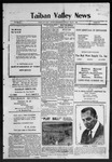 Taiban Valley News, 06-25-1920 by J. N. Crenshaw