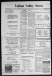 Taiban Valley News, 07-23-1920 by J. N. Crenshaw