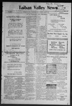 Taiban Valley News, 08-13-1920 by J. N. Crenshaw