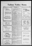 Taiban Valley News, 10-15-1920 by J. N. Crenshaw