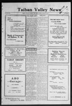 Taiban Valley News, 03-18-1921 by J. N. Crenshaw