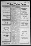 Taiban Valley News, 03-25-1921 by J. N. Crenshaw