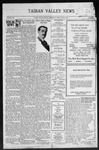 Taiban Valley News, 07-08-1921 by J. N. Crenshaw