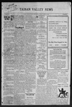 Taiban Valley News, 08-12-1921 by J. N. Crenshaw