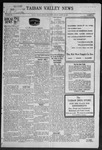 Taiban Valley News, 08-26-1921 by J. N. Crenshaw