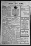 Taiban Valley News, 09-23-1921 by J. N. Crenshaw