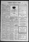 Taiban Valley News, 11-04-1921 by J. N. Crenshaw