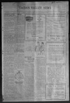 Taiban Valley News, 11-25-1921 by J. N. Crenshaw