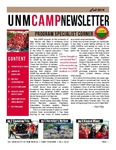 UNM CAMP NEWSLETTER - FALL 2014 by UNM CAMP