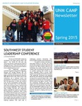 UNM CAMP NEWSLETTER - SPRING 2015 by UNM CAMP