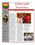 UNM CAMP NEWSLETTER - SPRING 2012 by UNM CAMP