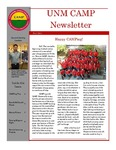UNM CAMP NEWSLETTER - FALL 2011 by UNM CAMP