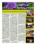 UNM CAMP NEWSLETTER - SPRING 2005 by UNM CAMP
