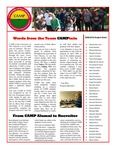 UNM CAMP NEWSLETTER - SPRING 2010 by UNM CAMP