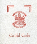 Co-Ed Code 1941-1942 by Associated Women Students