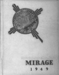 The Mirage, 1949 by University of New Mexico