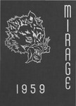 The Mirage, 1959 by University of New Mexico