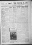 La Voz del Pueblo, 12-22-1917 by La Voz Del Pueblo Publishing Co.