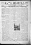 La Voz del Pueblo, 12-29-1917 by La Voz Del Pueblo Publishing Co.