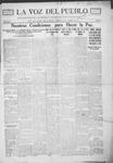 La Voz del Pueblo, 01-12-1918 by La Voz Del Pueblo Publishing Co.