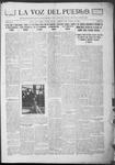 La Voz del Pueblo, 01-19-1918 by La Voz Del Pueblo Publishing Co.