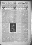 La Voz del Pueblo, 01-26-1918 by La Voz Del Pueblo Publishing Co.