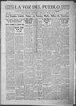 La Voz del Pueblo, 02-02-1918 by La Voz Del Pueblo Publishing Co.