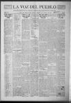 La Voz del Pueblo, 03-02-1918 by La Voz Del Pueblo Publishing Co.