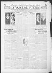 La Voz del Pueblo, 04-13-1918 by La Voz Del Pueblo Publishing Co.