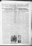 La Voz del Pueblo, 06-01-1918 by La Voz Del Pueblo Publishing Co.