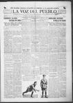 La Voz del Pueblo, 06-22-1918 by La Voz Del Pueblo Publishing Co.