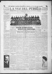 La Voz del Pueblo, 06-29-1918 by La Voz Del Pueblo Publishing Co.