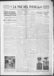 La Voz del Pueblo, 07-13-1918 by La Voz Del Pueblo Publishing Co.