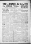 La Voz del Pueblo, 07-20-1918 by La Voz Del Pueblo Publishing Co.