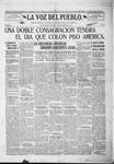 La Voz del Pueblo, 09-21-1918 by La Voz Del Pueblo Publishing Co.